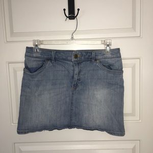 H&M Denim Skirt